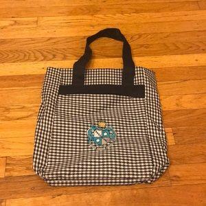 Handbags - Greek- Zeta Tau Alpha (ZTA) tote with crest